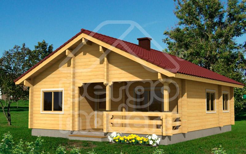 Casas de madera palmako for Casas de madera ofertas liquidacion