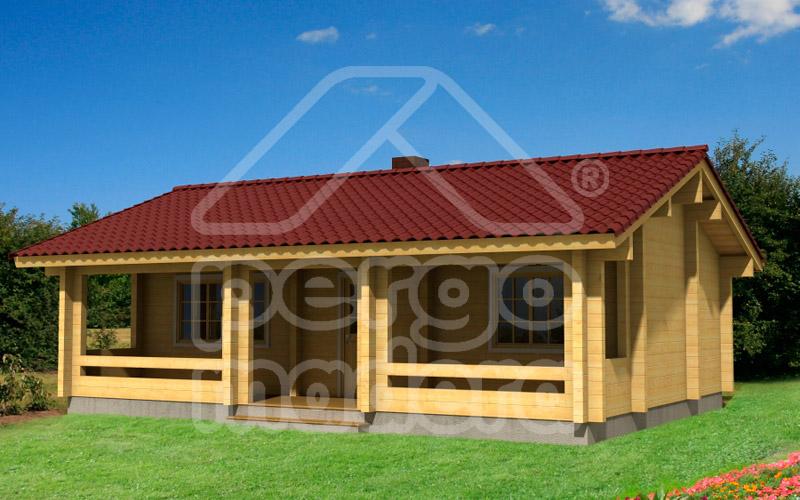 Casas de madera baratas beautiful with casas de madera for Casas de madera baratas
