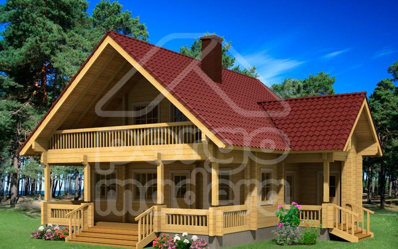 Casas de madera baratas en madrid casa de madera con for Casas de madera madrid