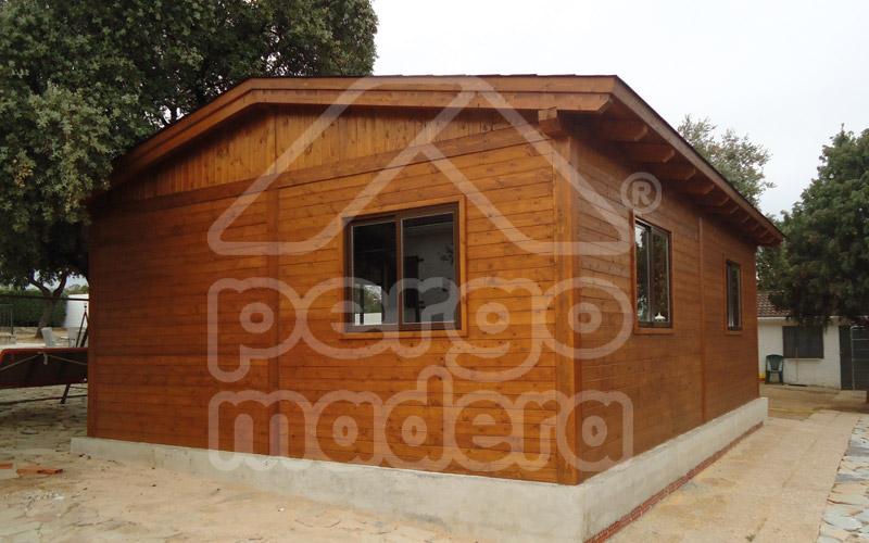 Casetas de jard n a medida casetas pergomadera madrid for Casas de madera para jardin ofertas