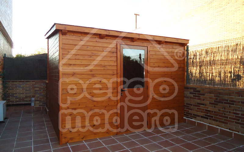 casetas de madera a medida caseta de madera pergomadera