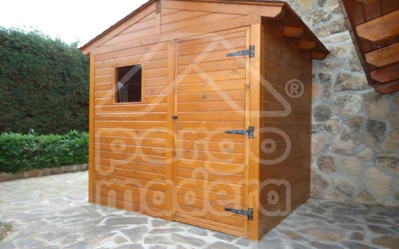 Casetas de madera a medida en madrid y toda espa a pergomadera - Casetas de madera a medida ...