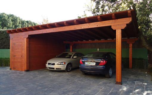 Fotos de estructuras metalicas para techos fotos auto - Pergolas de madera fotos ...