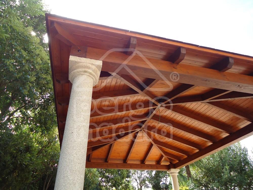 Ltimas instalaciones pergomadera - Pergolas de madera valencia ...
