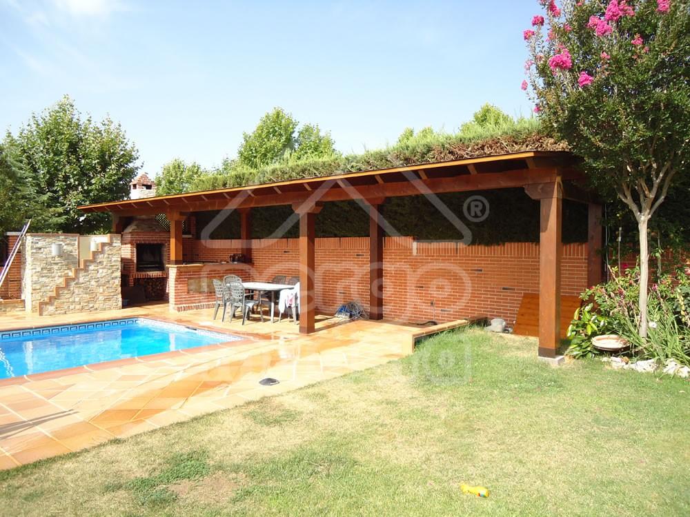 Ltimas instalaciones pergomadera - Pergolas y porches de madera ...