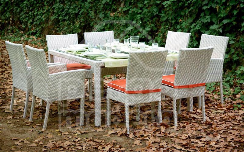 Muebles jard n madrid mobiliario de exterior mesas y for Muebles de jardin madrid