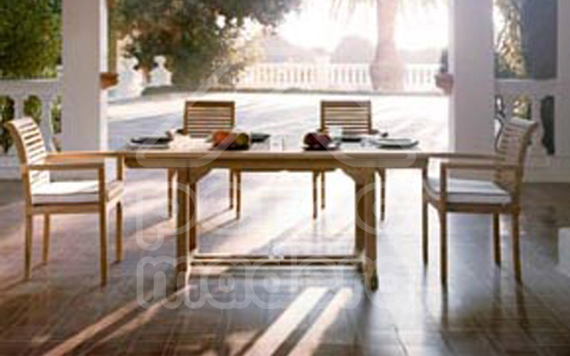 Muebles jard n mobiliario de exterior mesas y sillas en - Mobiliario de exteriores ...