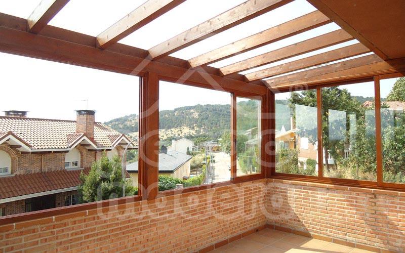 P rgolas r sticas o cl sicas de madera a medida pergomadera - Pergolas de madera en sevilla ...