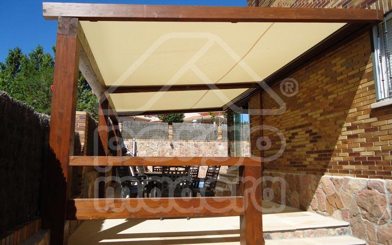 Ver pergolas de madera style - Pergolas de madera fotos ...