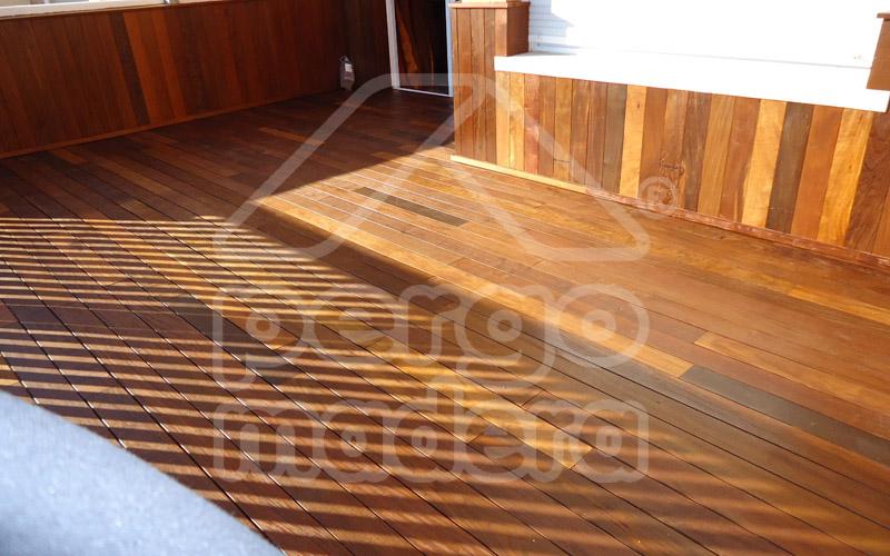 Tarima exterior madrid tarimas tropical pino tratado y - Tarimas de madera para exterior ...